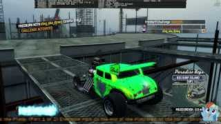 Burnout Paradise - Vanity Pack 2 beta 8 RC4