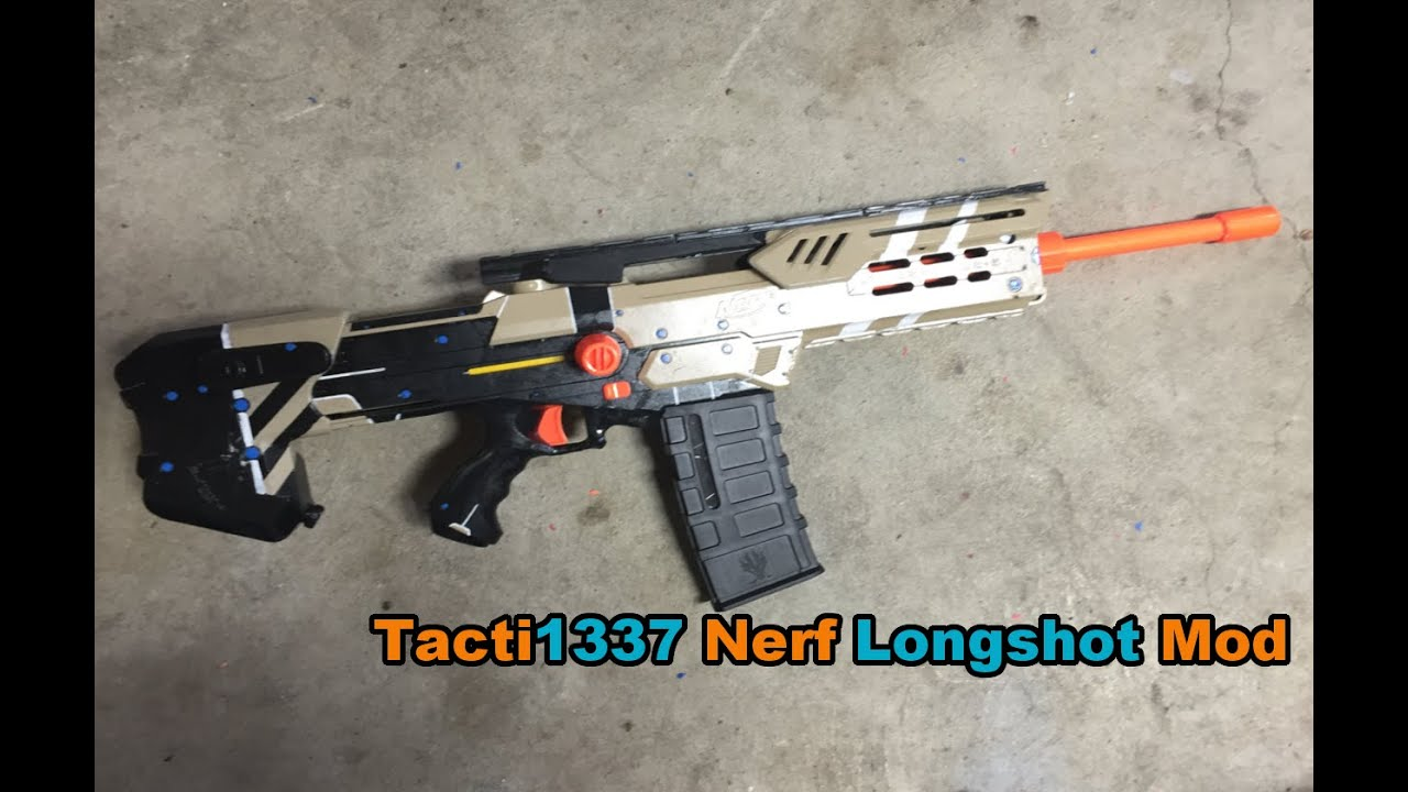 how to get the canaster off the nerf retaliator