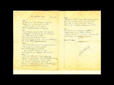LyleBlev Wedding Song 1985