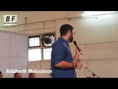 Zinda Song | Siddharth Mahadevan Live Performance