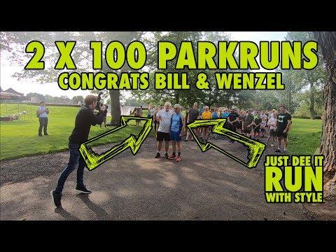 running-inspiration-|-2-x-100-parkruns