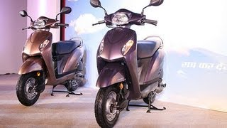Honda Activa-i launched | Walkaround Video