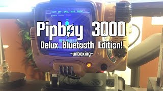 Hey Dom, the Pip-Boy 3000 Deluxe Bluetooth Editions are defective Pros and Cons