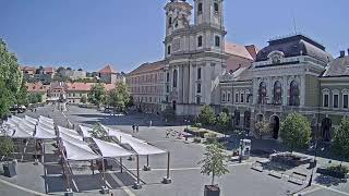 Preview of stream Eger, the second largest city in Northern Hungary