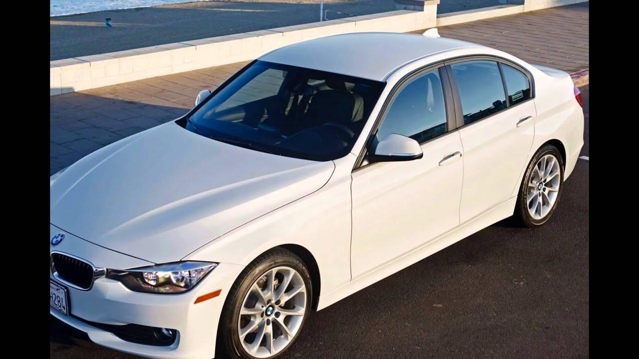 2016 BMW 320i Sedan Mineral White Metallic