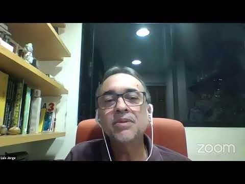 OS ESPÍRITAS E A PANDEMIA - Palestra de Luis Jorge Lira Neto já disponível no Youtube