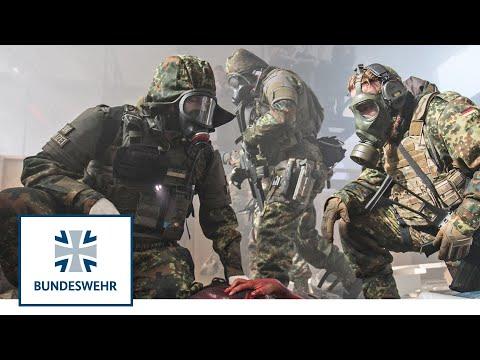 Beim KSK: Spezialkräfte bei Extrem-Rettung - Bundeswehr