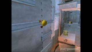 Pac-Man World 3 PlayStation 2 Gameplay -