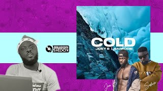 The Breakdown : Joey B Ft Sarkodie   Cold