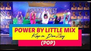 POWER BY LITTLE MIX |POP | DANCE FITNESS | KEEP ON DANZING (KOD)