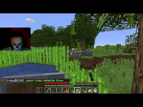 Открытие нашего сервера Minecraft RP Unity Ghost