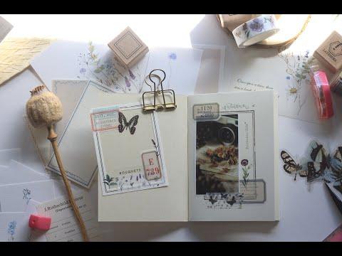 Nuevo vídeo: ventanas de papel para decorar tus journals