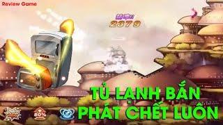 DDTank Garena - TỦ LẠNH Max, Cao Thủ Trung Quốc Bày Cách Build Ngọc Bắn Phát Chết Luôn