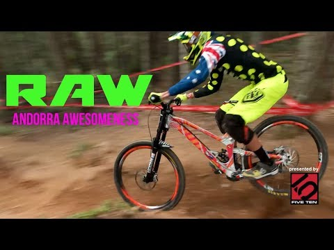 AWESOME ANDORRA! Vital RAW World Cup DH Action
