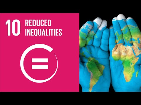UN Sustainable Development Goals | Reduced Inequalities (10)