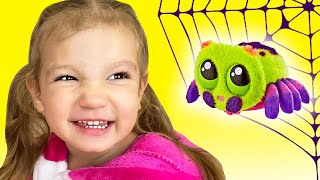 Itsy Bitsy Spider | Nursery Rhyme Song for kids by Tim and Essy