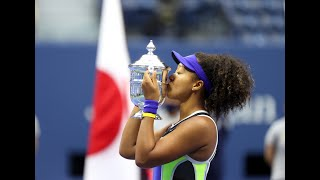 Naomi Osaka | US Open 2020 Winner's Speech