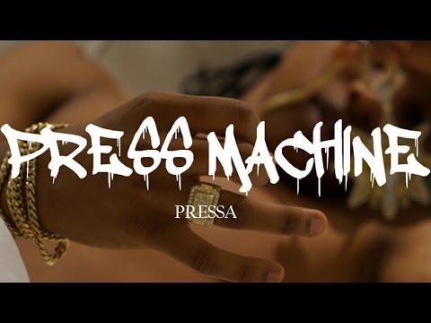 Pressa - Diamonds Dancin' (Press Machine)