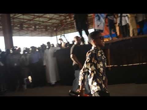 Lil Ameer Boss Last performance @trade fair kano by Salaj