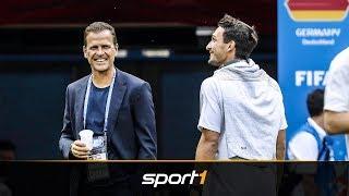 DFB-Rückkehr: Bierhoff macht Hummels Hoffnungen | SPORT1 - DER TAG