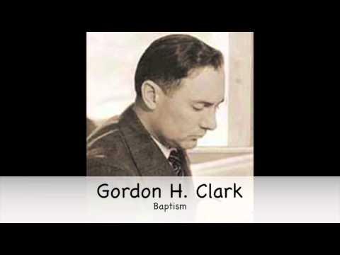 Baptism, by Gordon H. Clark