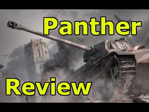 Panther review (Tier VII German medium) World of Tanks Xbox/PS4