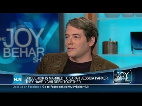 Matthew Broderick on celebrity marriages