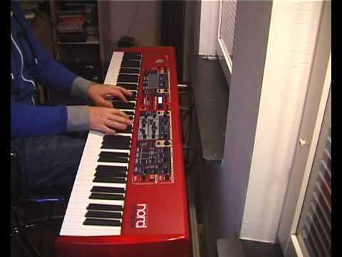 101 Eastbound version  piano transcription