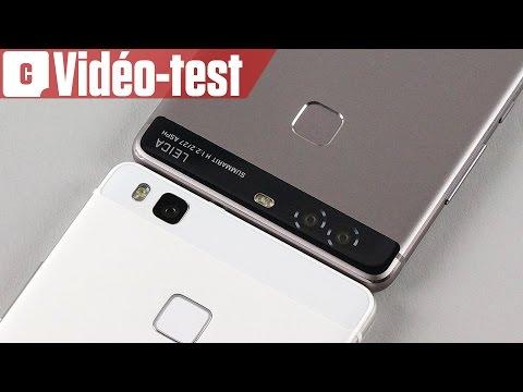 Vidéo-test du Huawei P9 Lite : des capacités photo allégées