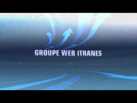 Groupe WEBITRANES: Animation publicité professionnel