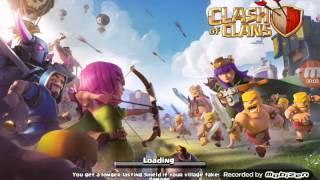 Clash of clans osa 1 esittely (erittäin lyhyt