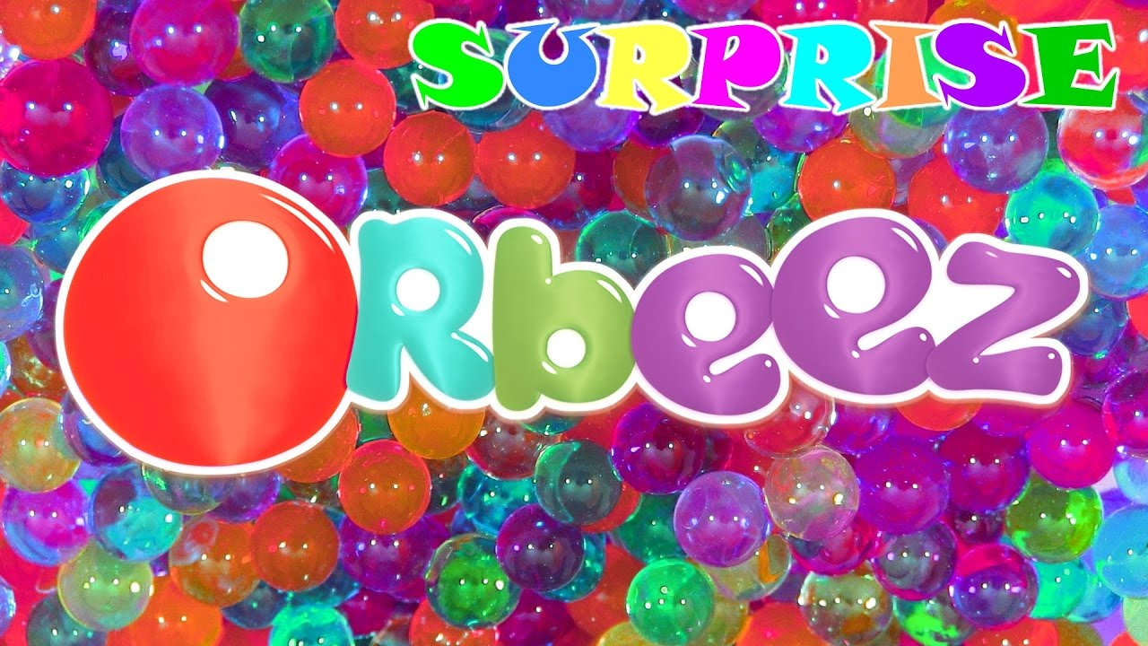 ORBEEZ SURPRISE PARTY POOL DIY Learn To Make Orbeez Slime Water