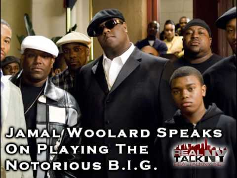 Real Talk With Jamal Woolard, Actor Playing Notorious B.I ...