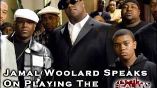 Real Talk With Jamal Woolard, Actor Playing Notorious B.I.G.