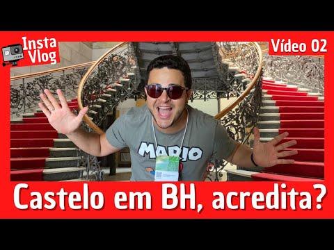 ✈InstaVlog em MG: Explorando Belo Horizonte e seus pontos turísticos de BH | 02/04 ( Minas Gerais )