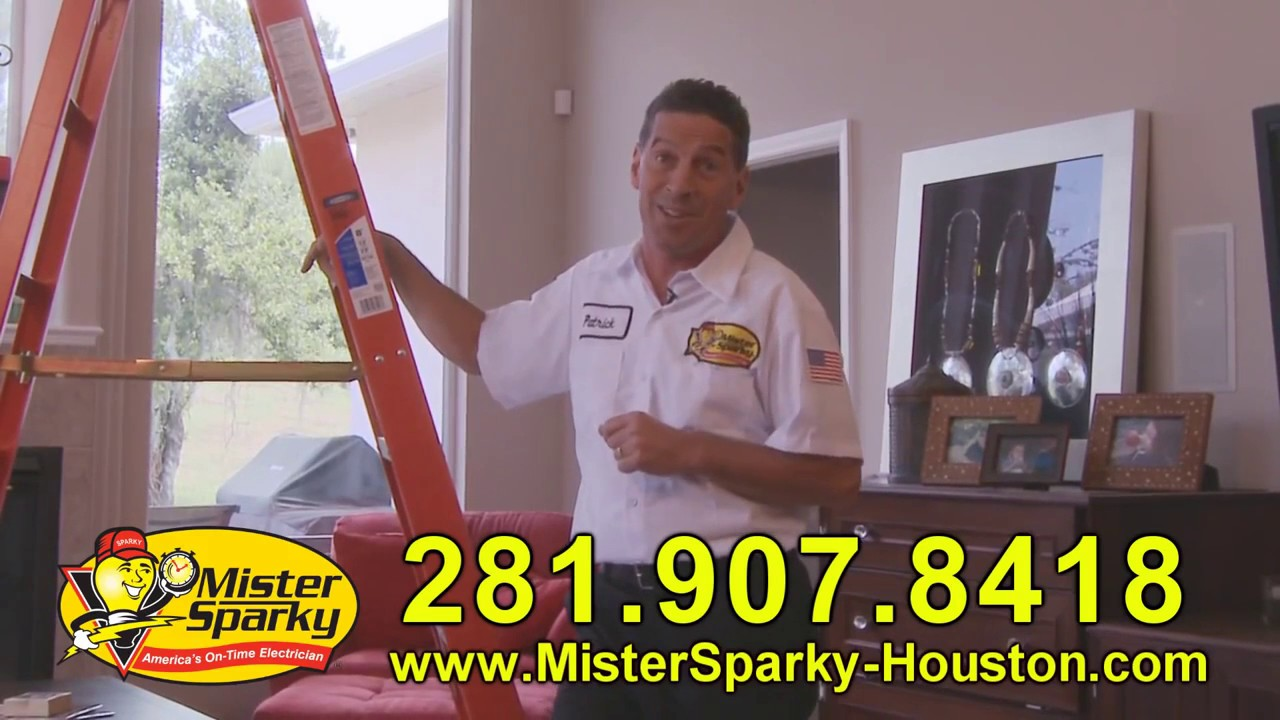 Mister Sparky Electrician Houston Ceiling Fan Installation Tips