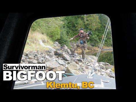 Survivorman Bigfoot | Episode 3 | Klemtu BC | Les Stroud