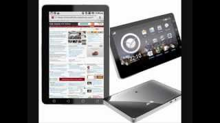 Olivepad VT100 Android 2.2 Tablet 3G Wifi 16 GB
