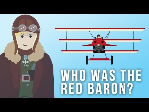 Who was the Red Baron?