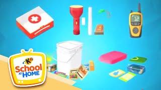 Disaster Preparedness | Emergency Survival Kit | Grade 4 to 6 MAPEH