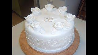 Свадебный торт. Маринкины творинки