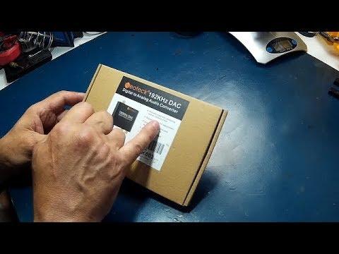 Neoteck 192kHz DAC Converter Aluminum