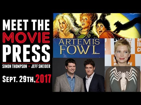 Meet the Movie Press for September 29th, 2017