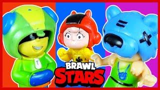 Сюрпризы БРАВЛ СТАРС. Что внутри Brawl Stars.