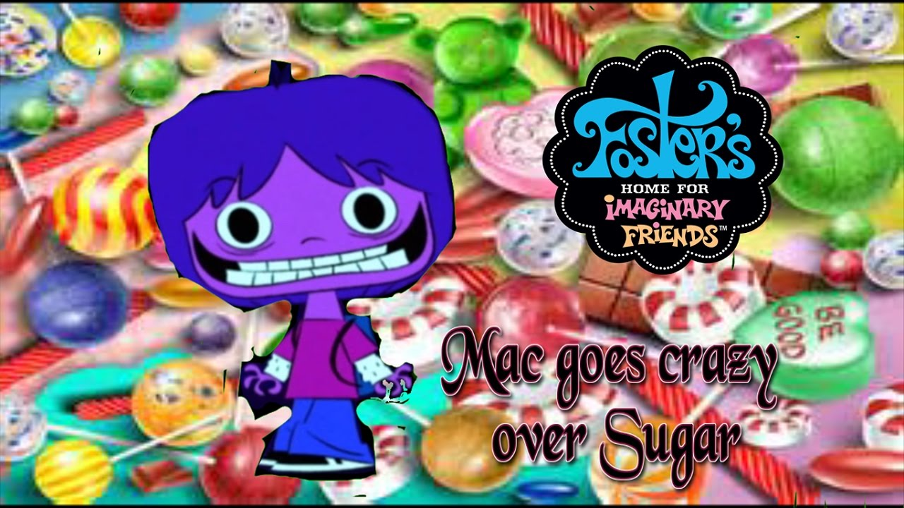 Fosters Home For Imaginary Friends Naked