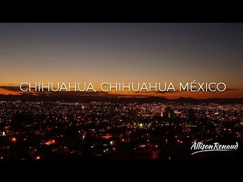 La hermosa ciudad de Chihuahua México