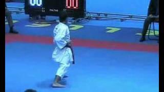 Jonathan Mottram - Enpi - Karate XVIII World Championships