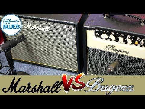 Marshall Origin 5 vs Bugera V5 Infinium Amplifier Shootout - RIP Marshall?