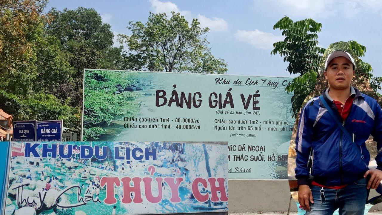 #64 Khám Phá Khu Du Lịch Thủy Châu thác suối nhân tạo tết 2019 có gì đặc biệt?du lịch bình dương #1