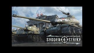 【Sudden Strike 4// 裝甲騎兵4】蘇聯戰役#3 (該死的柏林)